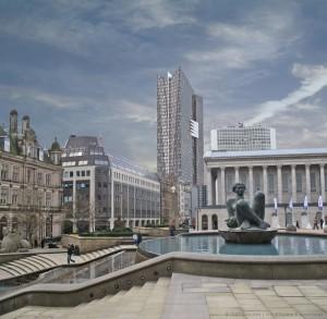 UK - Birmingham V Building 1