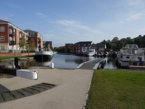 UK - Diglis Basin, Worcester v2